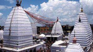 Baba baidyanath dham temple